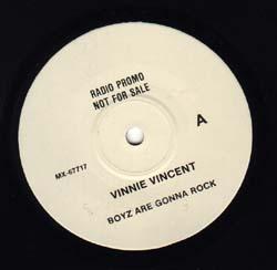 The Kissfaq Vinnie Vincent Singles Discography