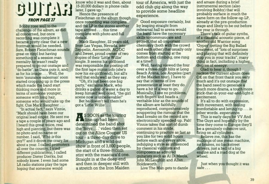 Discussion sur les traces de Vinnie !! - Page 3 Kerrang145_05