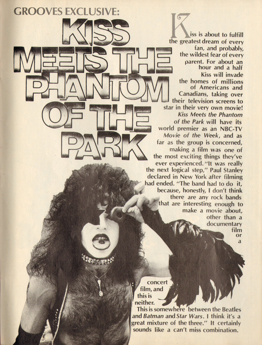 Paul Stanley's spoon necklace    the meaning - KissFAQ COM