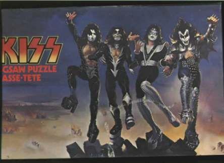 Los mil y un productos de Kiss